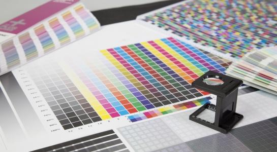 Farbmanagement für den Druck (Foto Nikbu, © Fotolia)