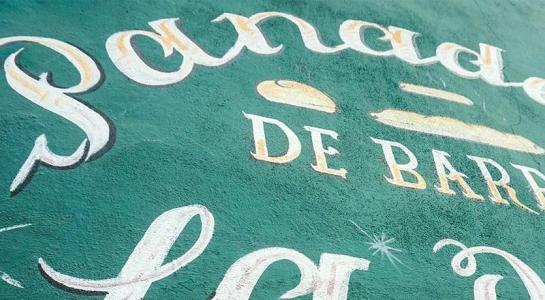 Typografie: In Kuba unterwegs