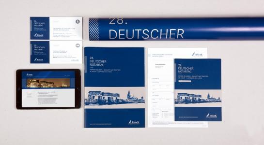 Gesamtpaket aller Materialien für den Deutschen Notartag