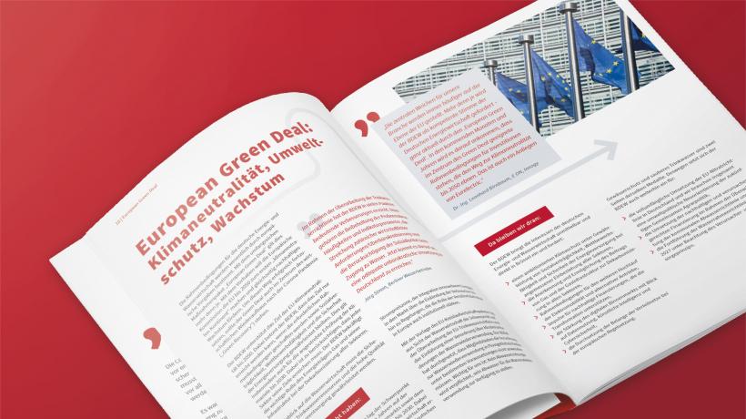 publicgarden | Neue Publikation für den BDEW