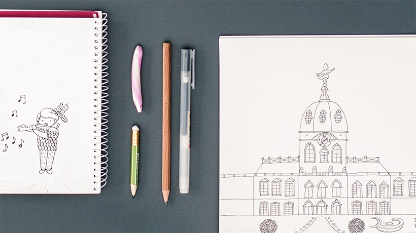 Handwerkszeug: Illustrationen Teil 2