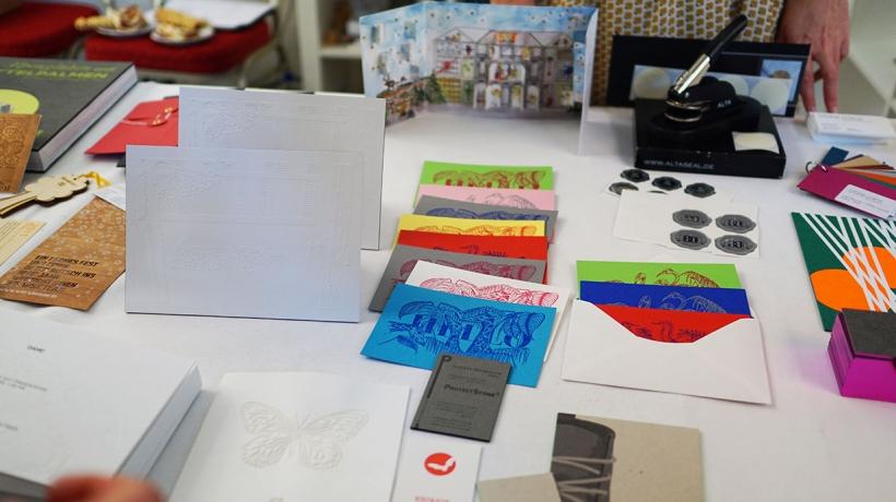 Aus Liebe zum Papier | Materialien von www.sylvialerch.de