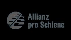 Allianz pro Schiene e.V. Logo
