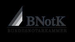 Bundesnotarkammer Logo
