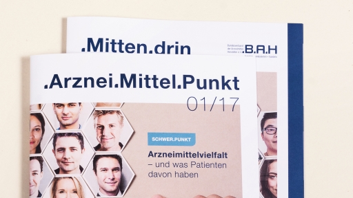 Cover BAH-Magazin