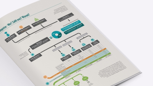 Infografik zu den Strompreisen, WWF