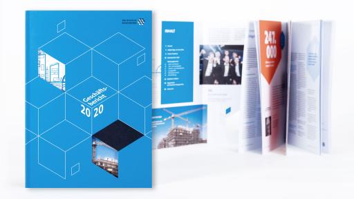 ZDB Geschäftsbericht:Cover
