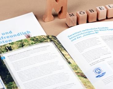 UBa-Broschüre Möbel, Innenseiten