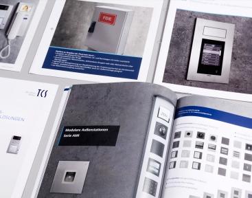 Produkt-Katalog innen TCS