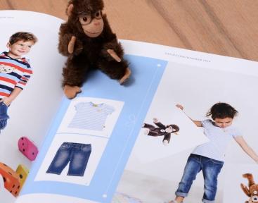 Verkaufspublikationen Plüsch & Fashion